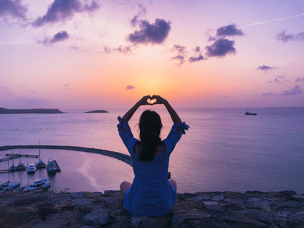 Raise your heart vibration